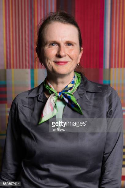 Emma Sewell attends the Louise DahlWolfe exhibition private view at The Fashion and Textile Museum on October 18 2017 in London England