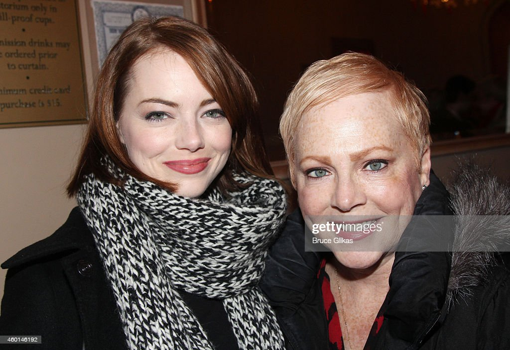 """Elephant Man"" Broadway Opening Night - Arrivals And Curtain Call"