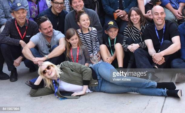 Emma Stone attends the Telluride Film Festival 2017 on September 2 2017 in Telluride Colorado