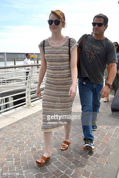 emma-stone-is-seen-arriving-at-venice-airport-during-the-73rd-venice-picture-id597917248