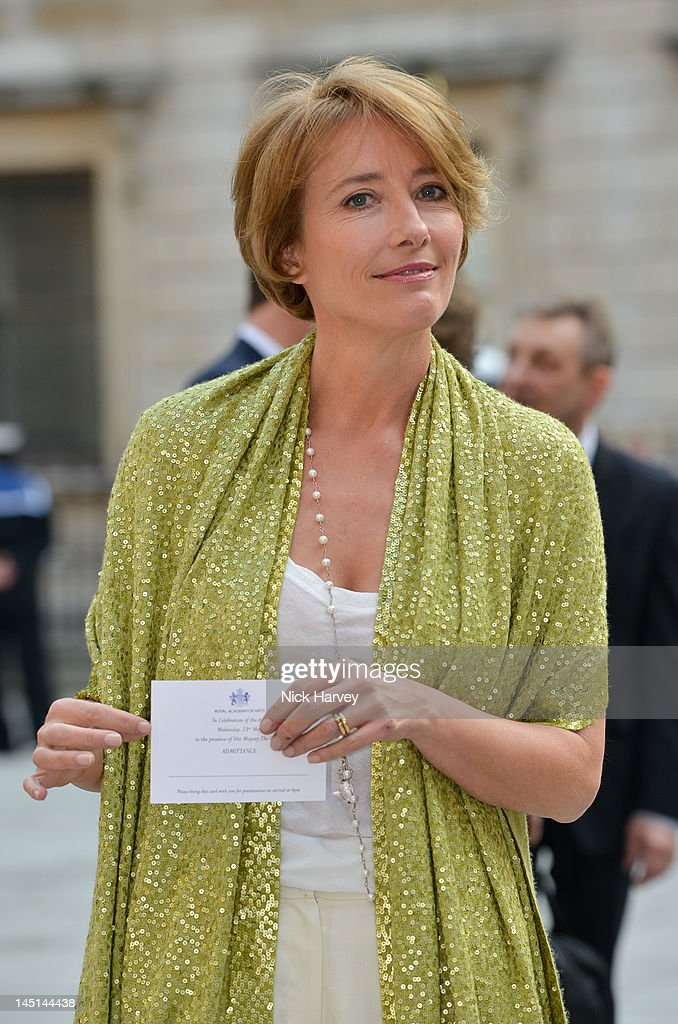 <a gi-track='captionPersonalityLinkClicked' href=/galleries/search?phrase=Emma+Thompson&family=editorial&specificpeople=202848 ng-click='$event.stopPropagation()'>Emma Thompson</a> attends A Celebration of the Arts at Royal Academy of Arts on May 23, 2012 in London, England.