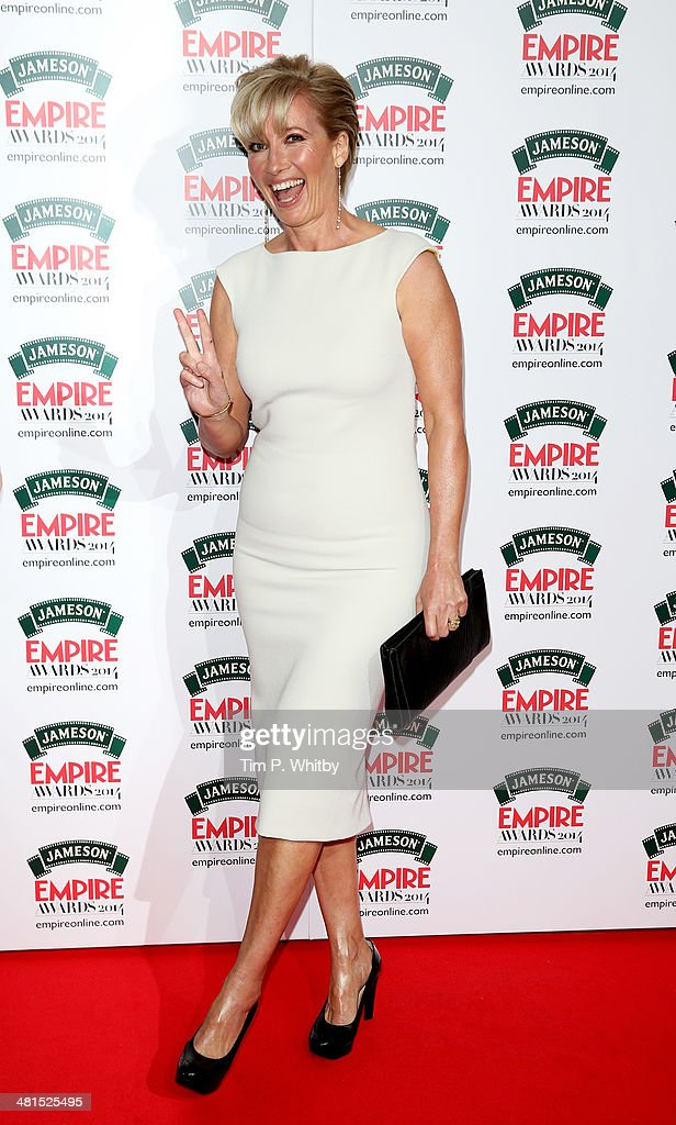 <a gi-track='captionPersonalityLinkClicked' href=/galleries/search?phrase=Emma+Thompson&family=editorial&specificpeople=202848 ng-click='$event.stopPropagation()'>Emma Thompson</a> attends the Jameson Empire Awards 2014 at the Grosvenor House Hotel on March 30, 2014 in London, England. Regarded as a relaxed end to the awards show season, the Jameson Empire Awards celebrate the film industry's success stories of the year with winners being voted for entirely by members of the public. Visit empireonline.com/awards2014 for more information.