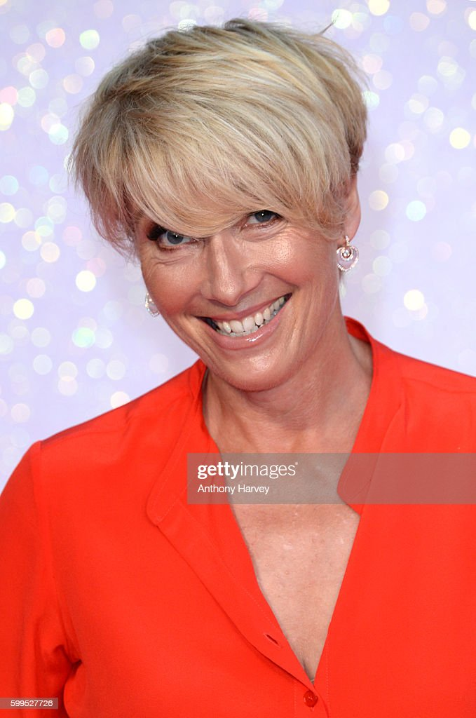 Emma Thompson attends the World premiere of 'Bridget Jones's Baby' at Odeon Leicester Square on September 5, 2016 in London, England.