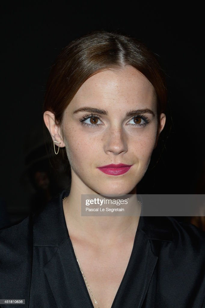 <a gi-track='captionPersonalityLinkClicked' href=/galleries/search?phrase=Emma+Watson&family=editorial&specificpeople=171373 ng-click='$event.stopPropagation()'>Emma Watson</a> attends the Giambattista Valli show as part of Paris Fashion Week - Haute Couture Fall/Winter 2014-2015on July 7, 2014 in Paris, France.