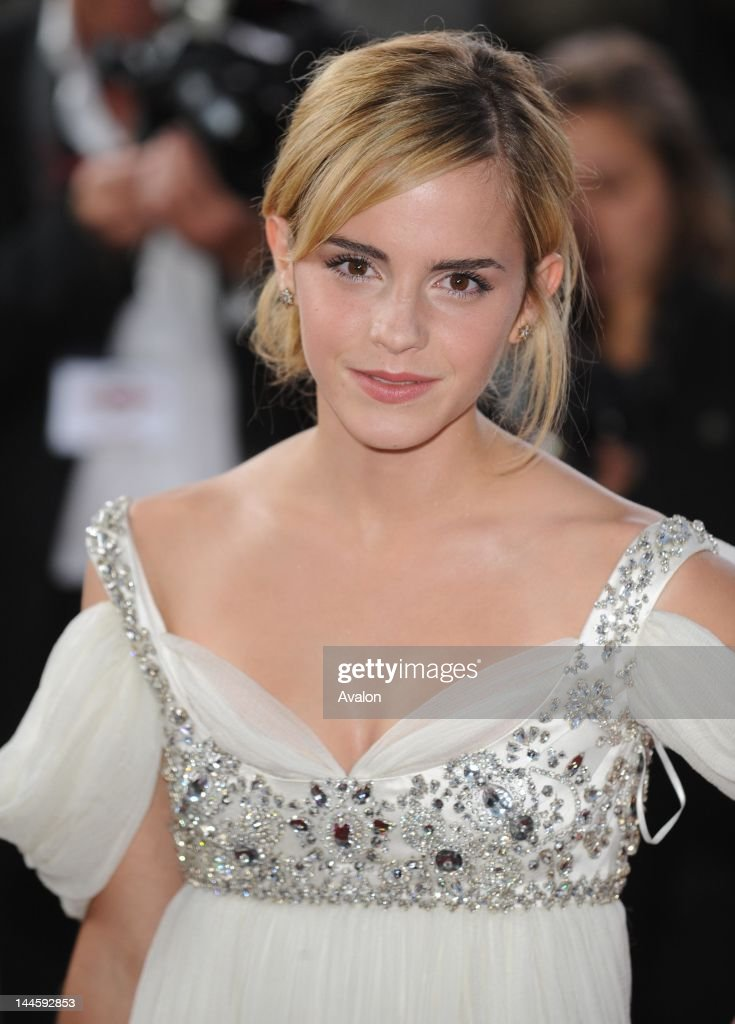 Emma Watson attends the National Movie Awards at Royal Festival Hall London 8th September 2008 50551