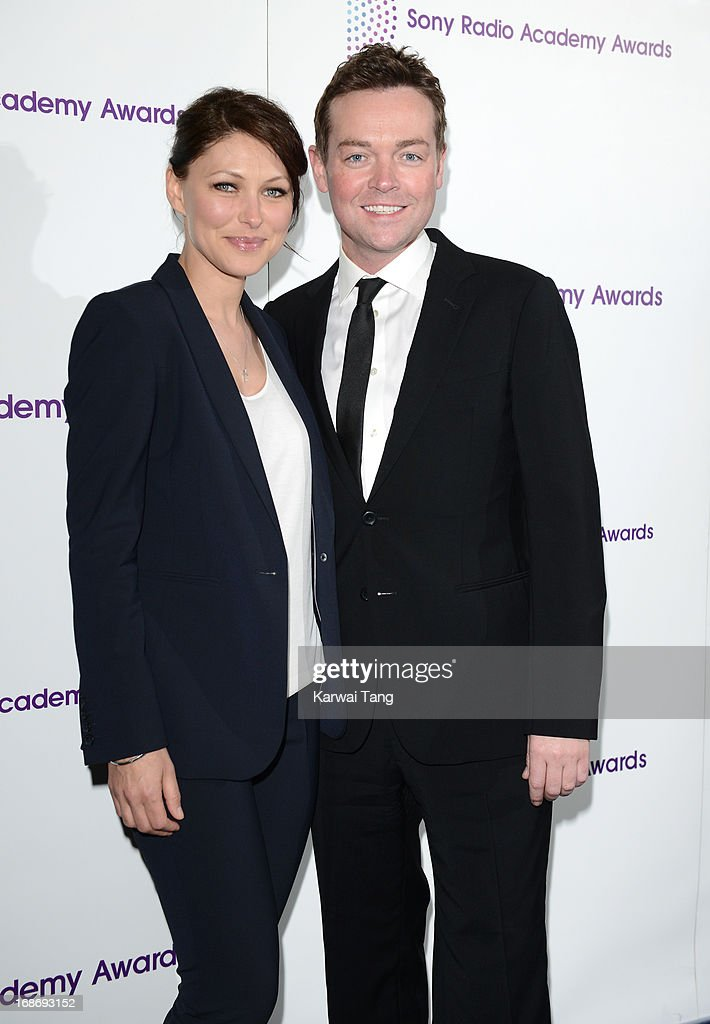 <a gi-track='captionPersonalityLinkClicked' href=/galleries/search?phrase=Emma+Willis&family=editorial&specificpeople=692294 ng-click='$event.stopPropagation()'>Emma Willis</a> and Stephen Mulhern attend the Sony Radio Academy Awards at The Grosvenor House Hotel on May 13, 2013 in London, England.