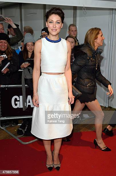 Emma Willis attends the Glamour Women of the Year Awards at Berkeley Square Gardens on June 2 2015 in London England