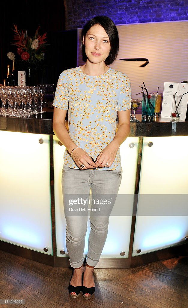 <a gi-track='captionPersonalityLinkClicked' href=/galleries/search?phrase=Emma+Willis&family=editorial&specificpeople=692294 ng-click='$event.stopPropagation()'>Emma Willis</a> attends the launch of British Airways Silent Picturehouse at Vinopolis on July 22, 2013 in London, England.