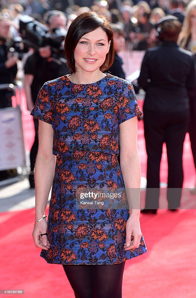 Emma Willis attends the Prince's Trust & Samsung Celebrate Success awards at Odeon Leicester Square on March 12, 2014 in London, England.