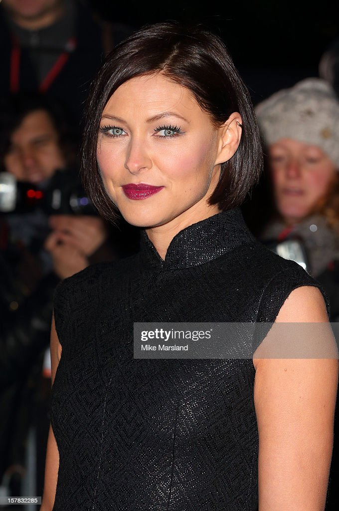 Emma Willis attends the Sun Military Awards at Imperial War Museum on December 6, 2012 in London, England.