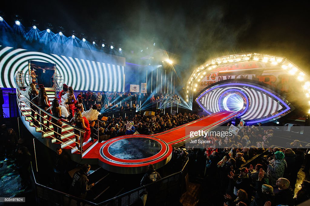 Emma Willis presents the first episode of Celebrity Big Brother 2016 during which the celebrity contestants entered the house at Elstree Studios on...