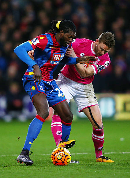 Crystal palace v a f c bournemouth premier league photos and images getty images - Emmanuel simon ...