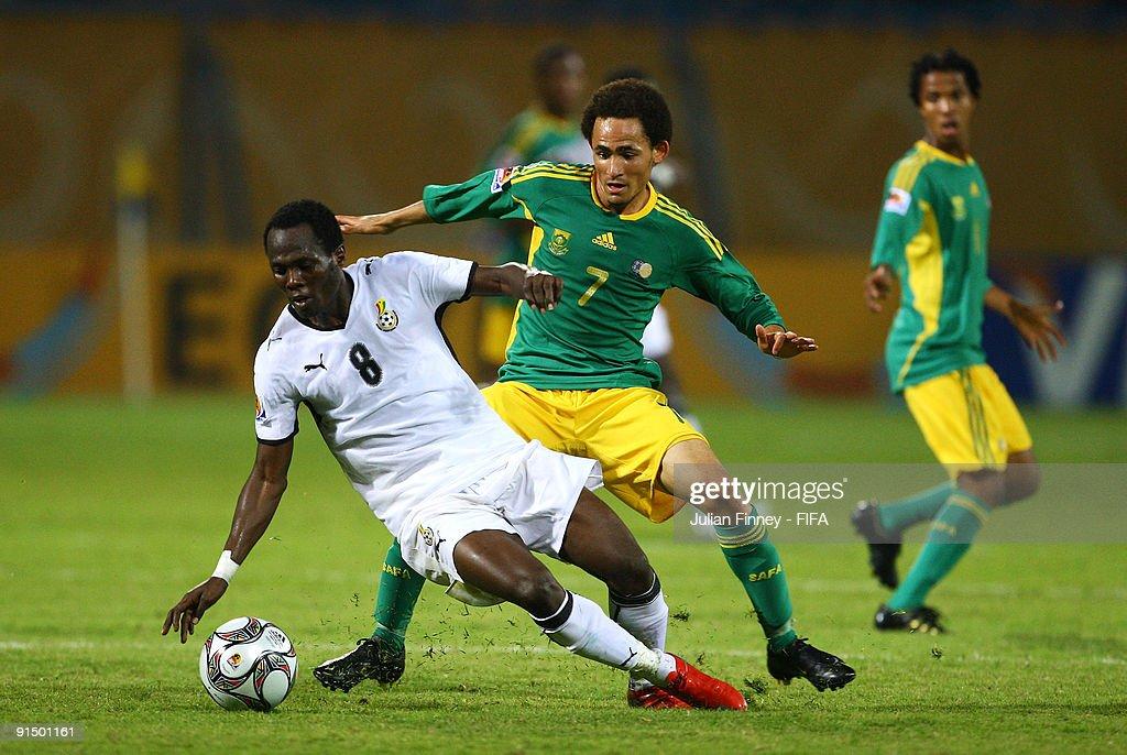Ghana v South Africa - FIFA U2...