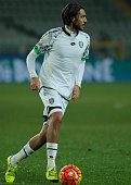 Emmanuel Cascione during Tim Cup match between Torino FC and AC Cesena at the Olympic Stadium of Turin on December 01 2015 in Turin Italy