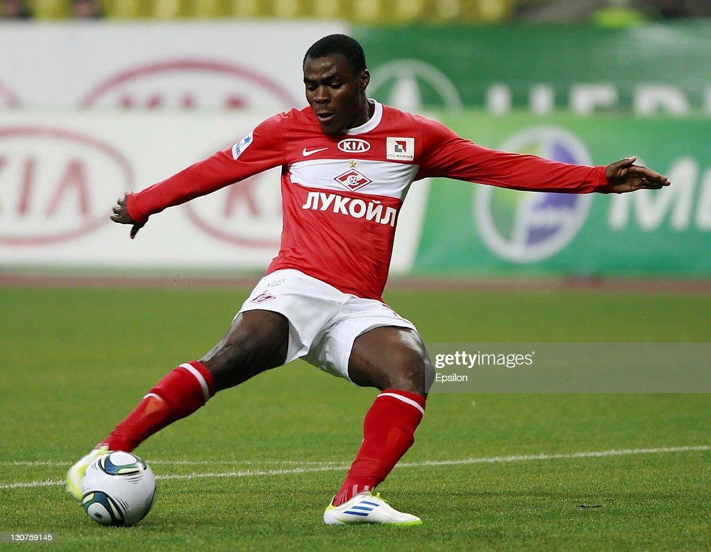FC Spartak Moskva v FC Lokomotiv Moskva Premier League s