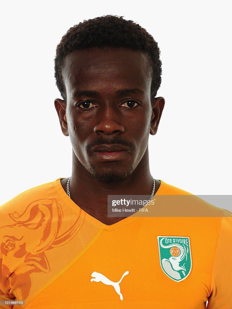 Ivory Coast Portraits - 2010 FIFA World Cup