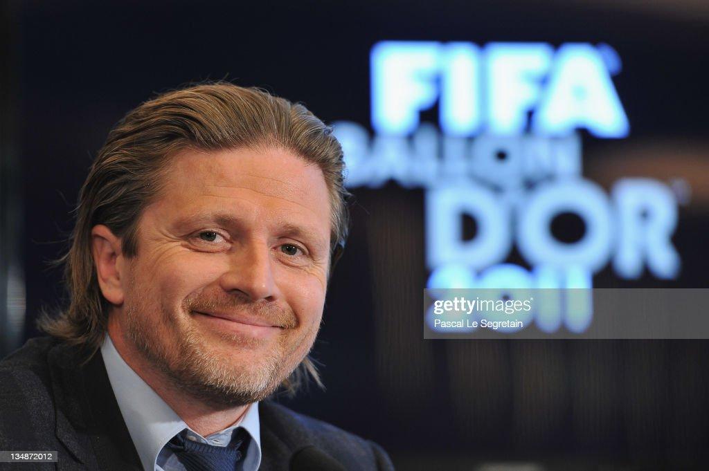FIFA Ballon d'Or Press Conference