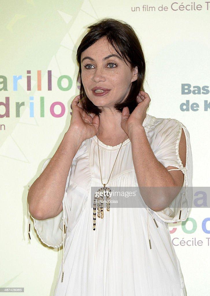 'Los Ojos Amarillos de los Cocodrilos' Madrid Photocall