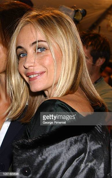 Emmanuelle Beart during 2003 Toronto International Film Festival 'Nathaline' Premiere at Intercontinenal Hotel in Toronto Ontario Canada
