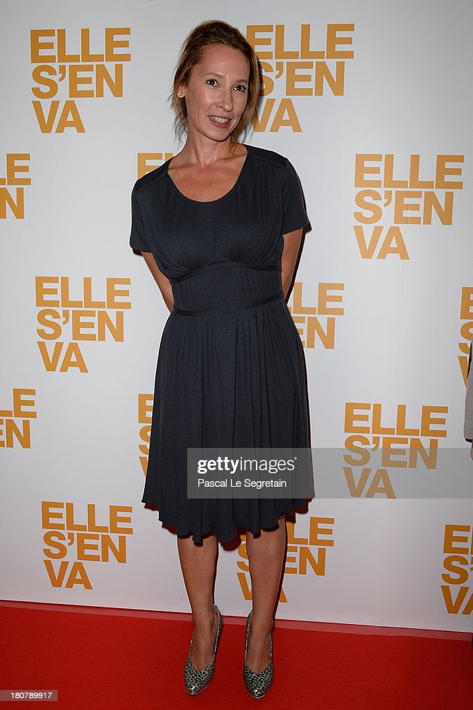 <a gi-track='captionPersonalityLinkClicked' href=/galleries/search?phrase=Emmanuelle+Bercot&family=editorial&specificpeople=2147740 ng-click='$event.stopPropagation()'>Emmanuelle Bercot</a> attends 'Elle S'en Va' Paris Premiere at Cinema l'Arlequin on September 16, 2013 in Paris, France.