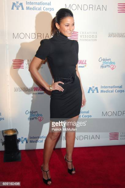 Emmanuelle Chriqui attends CHILDREN MENDING HEARTS HONORS THE INTERNATIONAL MEDICAL CORPS WITH SHERYL CROW AT HOUSE OF BLUES ON SUNSET STRIP at...