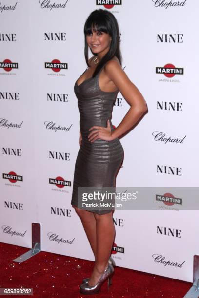 Emmanuelle Chriqui attends New York Premiere of NINE at Ziegfeld Theatre on December 15 2009 in New York City