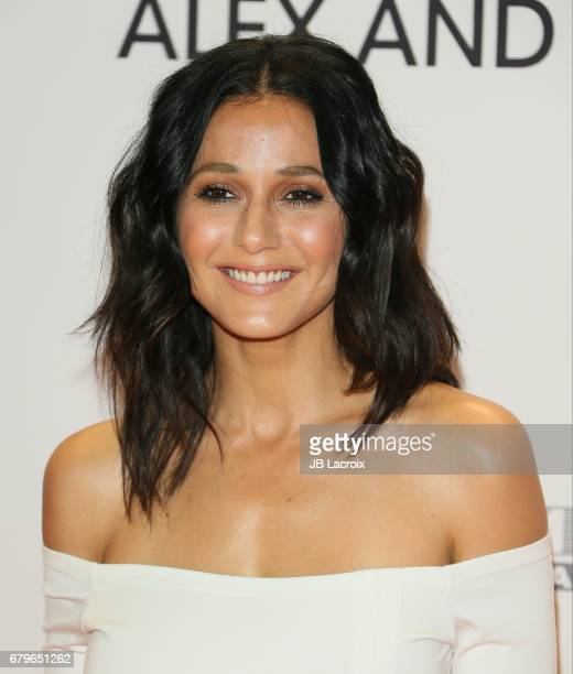 Emmanuelle Chriqui attends the 24th Annual Race To Erase MS Gala on May 05 2017 in Beverly Hills California