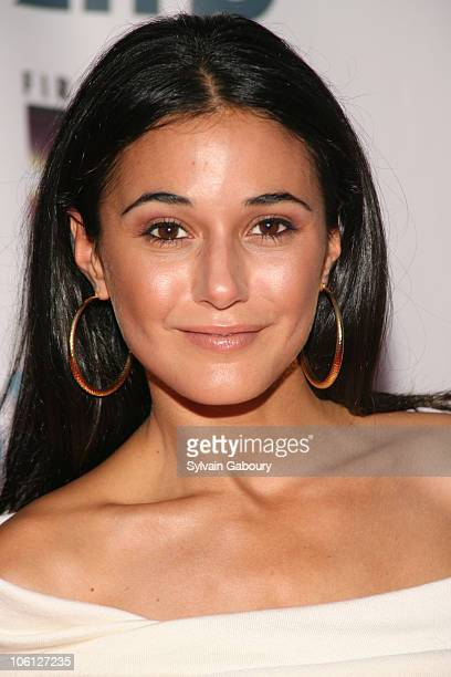 Emmanuelle Chriqui during 'A Guide to Recognizing Your Saints' New York Premiere Arrivals at Chelsea West Cinemas in New York City New York United...