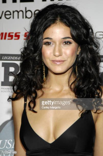 Emmanuelle Chriqui during 'In the Mix' New York Premiere at Clearview Chelsea West Cinema in New York City New York United States