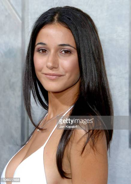 Emmanuelle Chriqui during 'Step Up' Los Angeles Premiere Arrivals at ArcLight Theater in Hollywood California United States