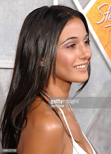 Emmanuelle Chriqui during 'Step Up' Los Angeles Premiere Red Carpet at The Arclight in Hollywood California United States