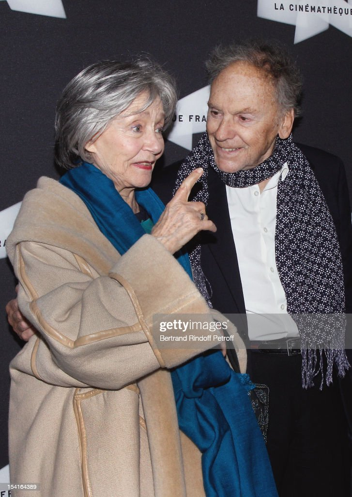 <a gi-track='captionPersonalityLinkClicked' href=/galleries/search?phrase=Emmanuelle+Riva&family=editorial&specificpeople=2029319 ng-click='$event.stopPropagation()'>Emmanuelle Riva</a> and <a gi-track='captionPersonalityLinkClicked' href=/galleries/search?phrase=Jean-Louis+Trintignant&family=editorial&specificpeople=1822183 ng-click='$event.stopPropagation()'>Jean-Louis Trintignant</a> attend attend 'Amour' Premiere at la cinematheque on October 15, 2012 in Paris, France.