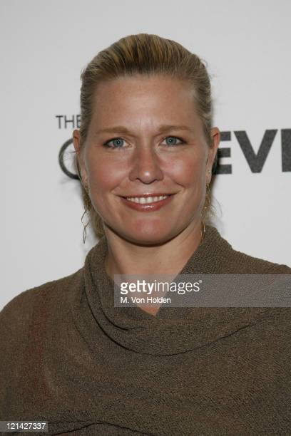 Emme Aronson during 2nd Annual AOL Chief Everything Officer Awards at Gotham Hall in New York NY United States
