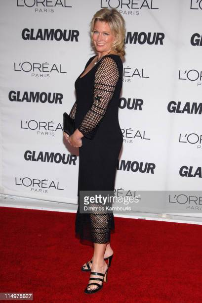 Emme during Glamour Magazine Honors The 2006 'Women of The Year' Arrivals at Carnegie Hall in New York City New York United States