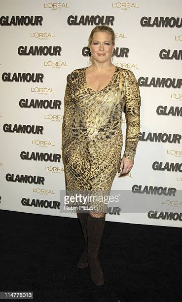 Emme during Glamour Magazine Salutes The 2005 Women of the Year Inside Arrivals at Avery Fisher Hall in New York City New York United States