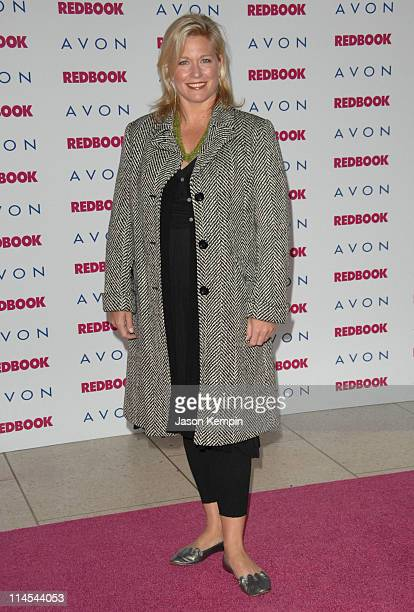 Emme during Redbooks 2006 Strength and Spirit Awards October 17 2006 at Lincoln Center in New York City New York United States