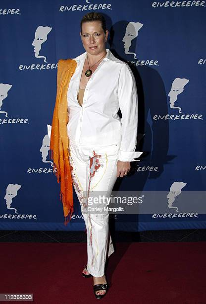 Emme during Riverkeeper Gala Honoring Viacom's Tom Freston at Pier 60 at Chelsea Piers in New York City New York United States