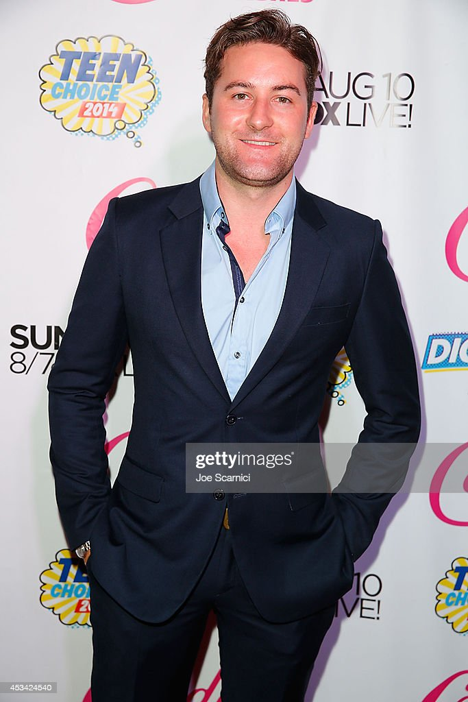 Emmett Skilton attends DigiTour Hosts Teen Choice 2014 Awards Official Pre-Party at Gibson Guitar Entertainment Relations Showroom on August 9, 2014 in Beverly Hills, California.