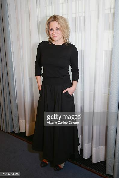 Emmi Parviainen during the Shooting Stars 2015 Portrait Session at the 65th Berlinale International Film Festival at Ritz Carlton on February 8 2015...