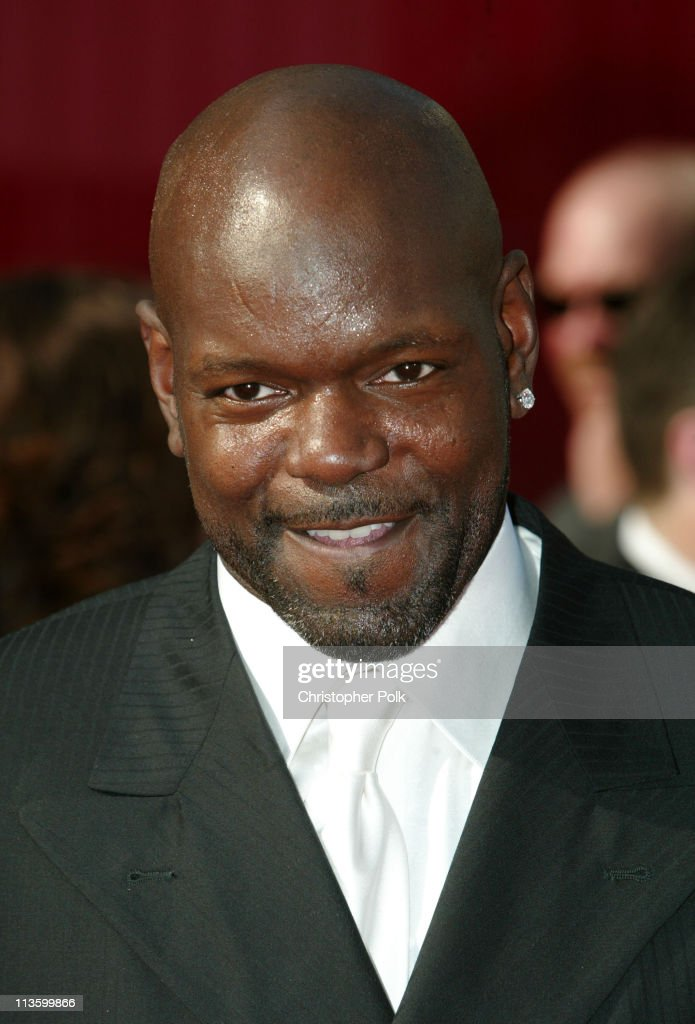 Emmitt Smith during 2003 ESPY Awards Arrivals at Kodak Theatre in Hollywood California United States