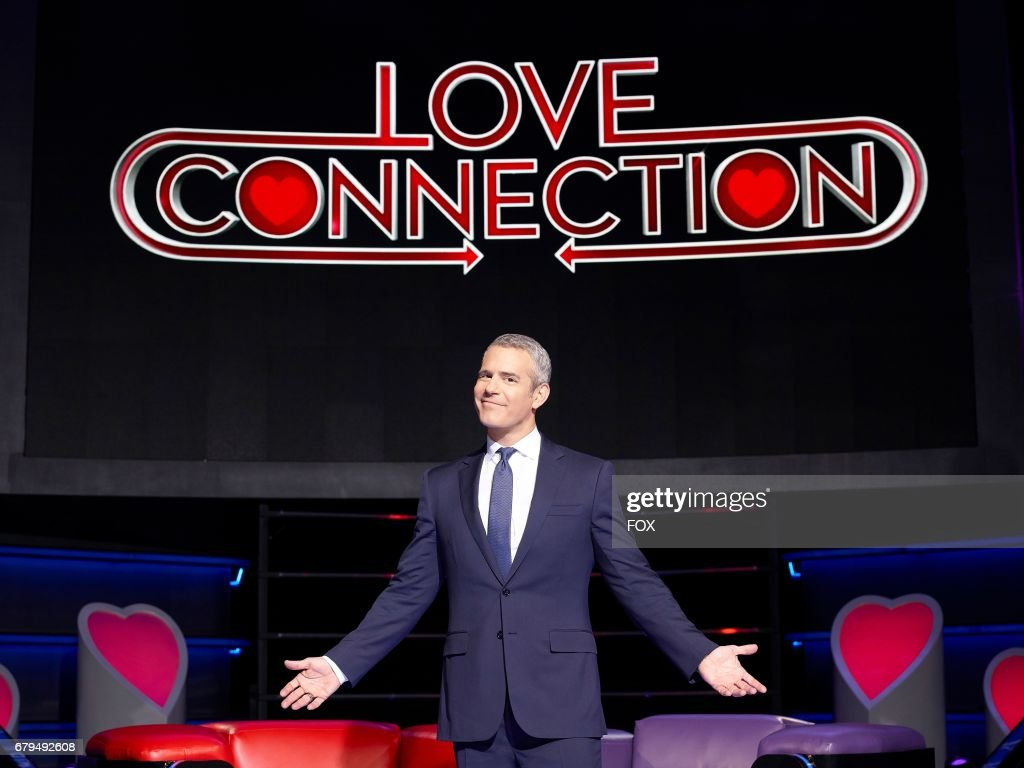 Emmy Award winner Andy Cohen is set to host LOVE CONNECTION premiering Thursday, May 25 (8:00-9:00 PM ET/PT) on FOX.
