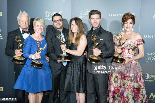 Emmy Award Winning Actors Nicolas Coster Mary Beth Evans Emmy Award Winning Director Gregori Martin Executive Producer Wendy Richie and Emmy Award...