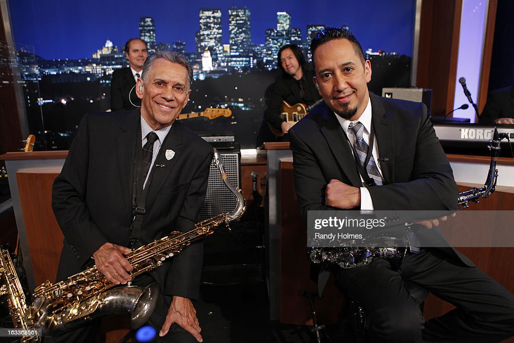 LIVE - Emmy Award-nominated 'Jimmy Kimmel Live' airs every weeknight (11:35 p.m. - 12:41 a.m., ET), packed with hilarious comedy bits and features a diverse lineup of guests including celebrities, athletes, musicians, comedians and humorous human interest subjects. The guests for THURSDAY, MARCH 7 included NBA/LA Lakers Star Kobe Bryant, Dominic Monaghan ('Wild Things With Dominic Monaghan') and musical guest Rival Sons - also featuring JKL's Unnecessary Censorship. CLETO