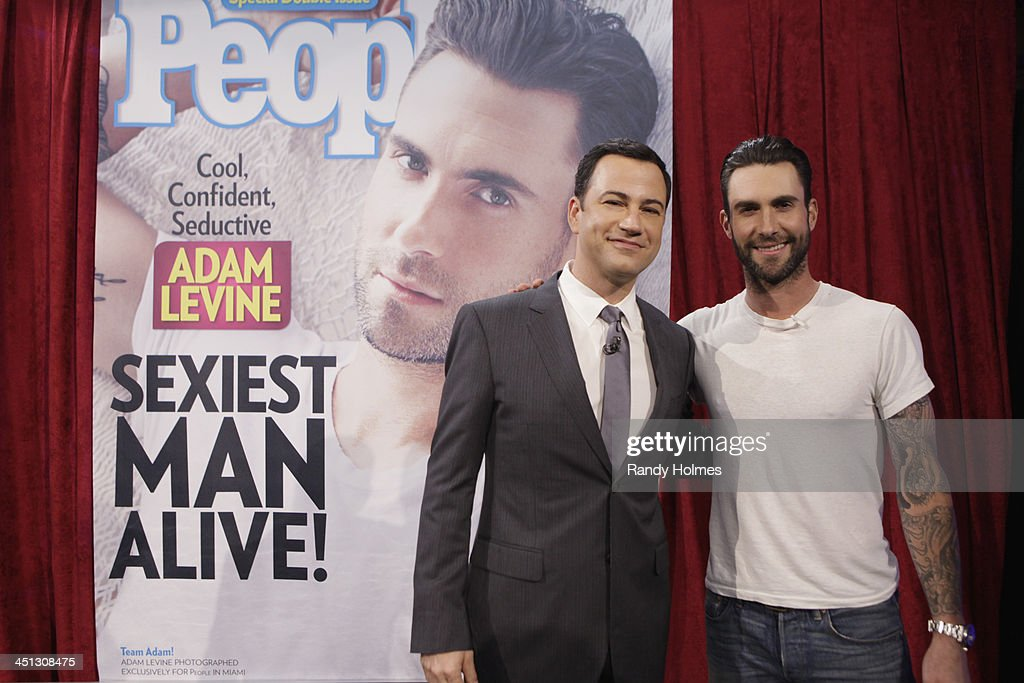 LIVE - Emmy Award-nominated 'Jimmy Kimmel Live' airs every weeknight (11:35 p.m. - 12:41 a.m., ET), packed with hilarious comedy bits and features a diverse lineup of guests including celebrities, athletes, musicians, comedians and humorous human interest subjects. The guests for WEDNESDAY, NOVEMBER 20 included actor Idris Elba ('Mandela: Long Walk to Freedom'), chef Rene Redzepi (Book: 'A Work in Progress') and musical guest Chvrches. JIMMY