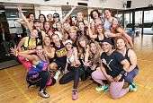 Derek Hough Joins Forces With Zumba Fitness To Kick-Off...