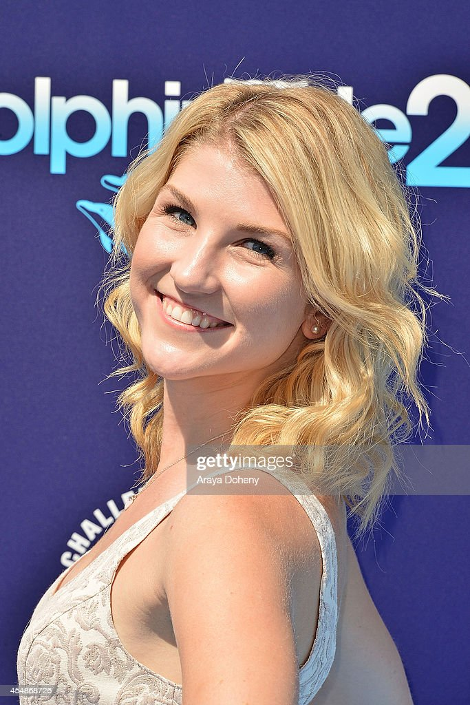 Emmy Buckner attends the premiere of 'Dolphin Tale 2' at Regency Village Theatre on September 7, 2014 in Westwood, California.