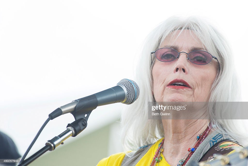 Emmy Lou Harris plays Woofstock at Fontanel 2014 on June 7, 2014 in Nashville, Tennessee.