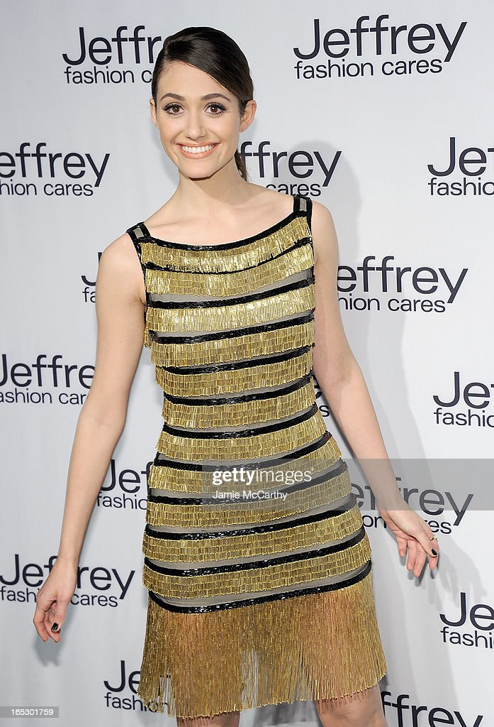 <a gi-track='captionPersonalityLinkClicked' href=/galleries/search?phrase=Emmy+Rossum&family=editorial&specificpeople=202563 ng-click='$event.stopPropagation()'>Emmy Rossum</a> attends the Jeffrey Fashion Cares 10th Anniversary Celebration at The Intrepid on April 2, 2013 in New York City.