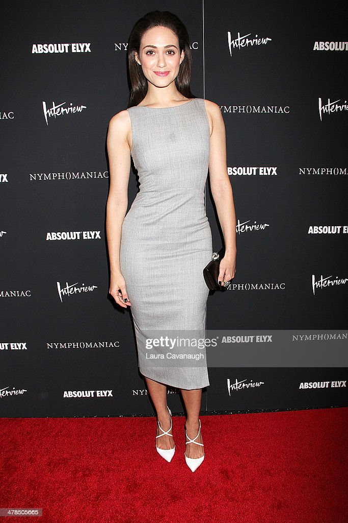 <a gi-track='captionPersonalityLinkClicked' href=/galleries/search?phrase=Emmy+Rossum&family=editorial&specificpeople=202563 ng-click='$event.stopPropagation()'>Emmy Rossum</a> attends the 'Nymphomaniac: Volume I' screening at The Museum of Modern Art on March 13, 2014 in New York City.