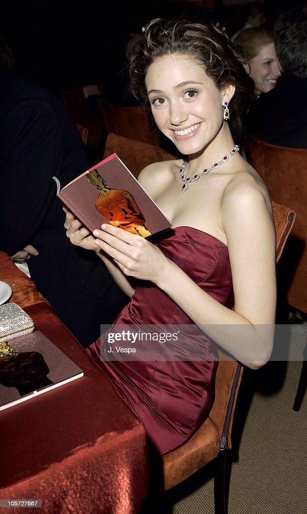 Emmy Rossum during The 77th Annual Academy Awards - Governors Ball at Kodak Theatre in Hollywood, California, United States.